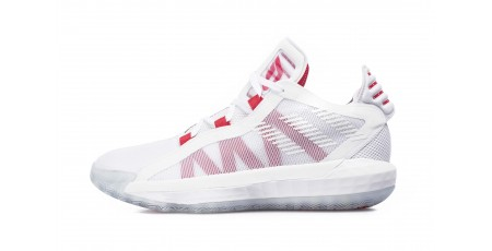 adidas Performance DAME 6 EH2069 White