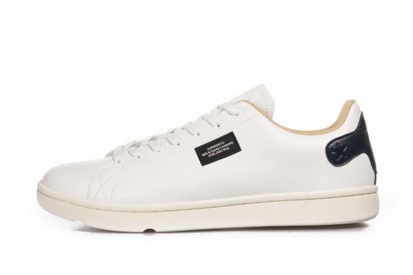 SUPERDRY VINTAGE TENNIS TRAINER MF110047A-RYF Λευκό