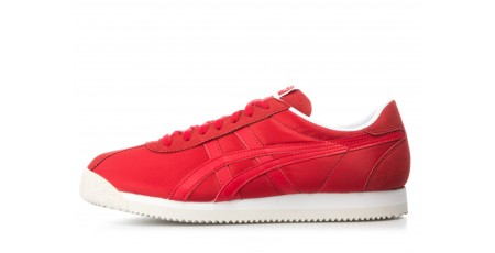 ASICS TIGER CORSAIR D747N-2323 Red