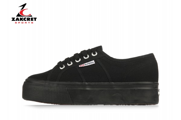 SUPERGA 2790ACOTW LINEA UP AND DOWN E45002 S0001L0-996 Μαύρο