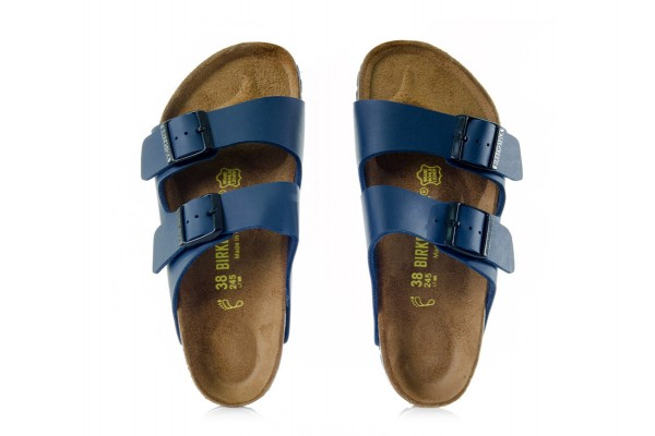 BIRKENSTOCK ARIZONA 51701-51751-51791-BLUE Blue