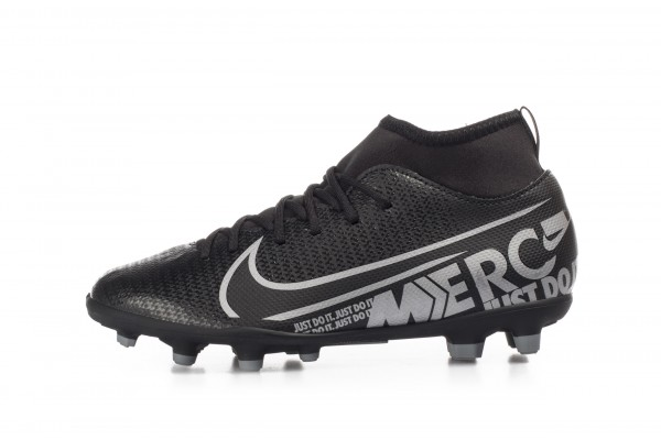 NIKE JR SUPERFLY 7 CLUB FG/MG AT8150-001 Black