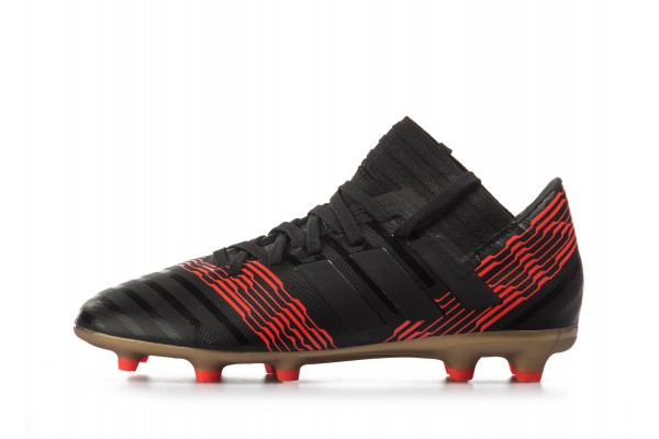 adidas Performance NEMEZIZ 17.3 FG J CP9165 Black