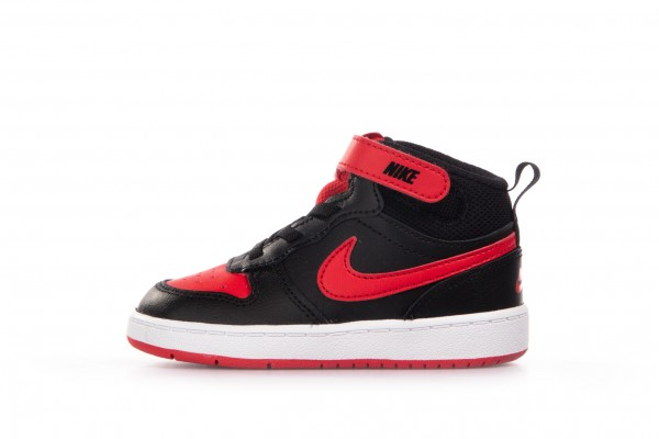 NIKE COURT BOROUGH MID 2 TD CD7784-003 Μαύρο