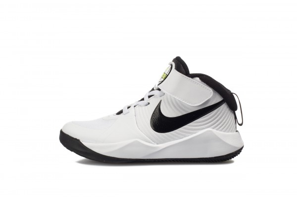 NIKE TEAM HUSTLE D 9 PS AQ4225-100 White