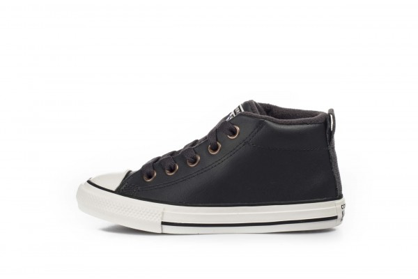 CONVERSE Chuck Taylor All Star Street Mid 665148C Coal