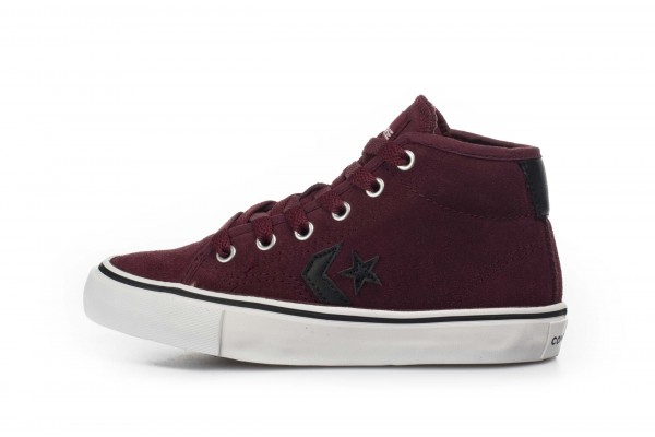 CONVERSE Star Replay 2V Mid 665322C Βordeaux