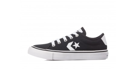 Converse Star Replay Ox 663648C Black