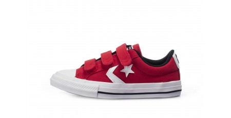 Converse EASY-ON STAR PLAYER 666950C Red