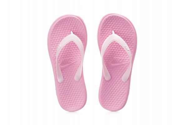 NIKE SOLAY GS/PS THONG 882827-601 Pink