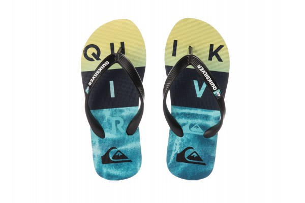 QUIKSILVER MOLOKAI WORDBLOCK VOLLEY YOUTH AQBL100380-XKSB MULTI