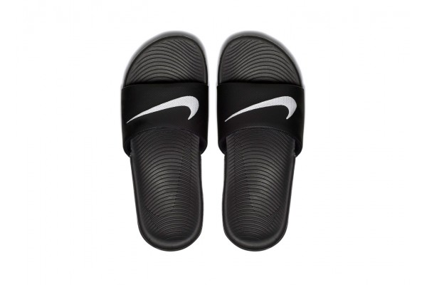 NIKE KAWA SLIDE GS 819352-001 Black
