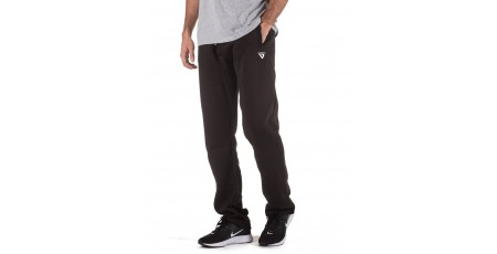 VENIMO MEN'S SWEATPANTS 219MPA-763 Black