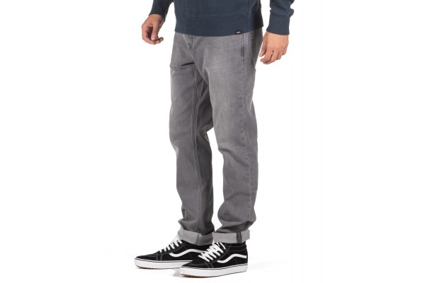 VOLCOM SOLVER DENIM A1931503-GVN Coal