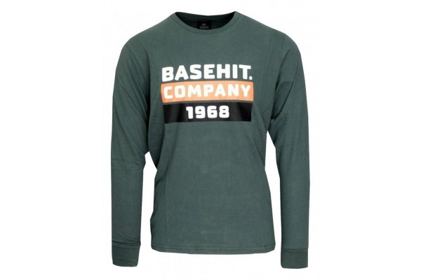 BASEHIT 192.BM31.31-ARMY GREEN Χακί