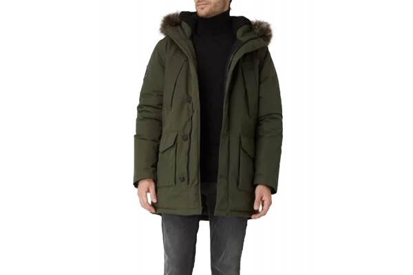 SUPERDRY EVEREST PARKA M5010204A-ZC3 Χακί