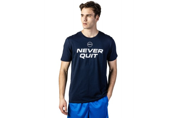 GSA SIMPLY NEVER QUIT TEE 17-121503-50 TYPE A Blue