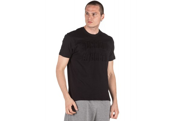 Russell Athletic MEN'S TEE A0-089-1-099 Black
