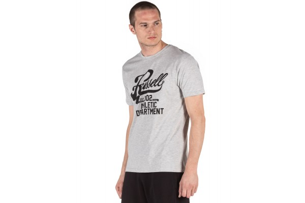 Russell Athletic MEN'S TEE A0-012-1-091 Grey