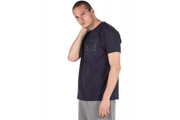 Russell Athletic MEN'S TEE A0-013-1-190 Blue