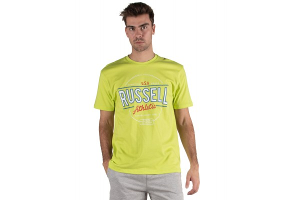 Russell Athletic A9-069-1-219 Lime