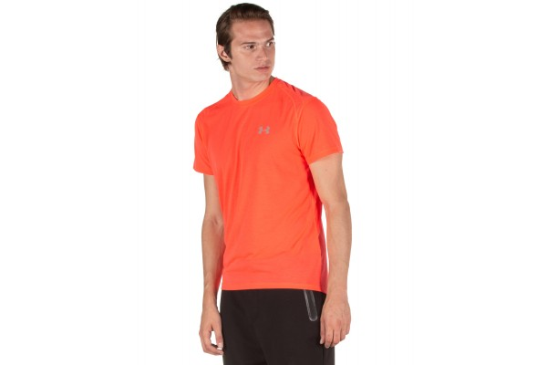 UNDER ARMOUR STREAKER 2.0 SHORTSLEEVE 1326579-632 Red