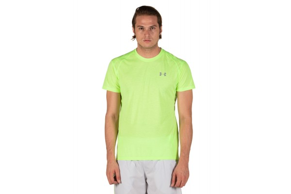 UNDER ARMOUR STREAKER 2.0 SHORTSLEEVE 1326579-884 Lime