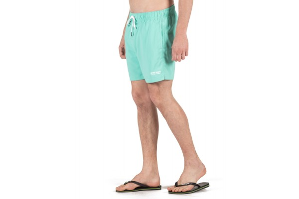 BODY ACTION MEN'S MID-LENGTH SWIM SHORTS 033001-01-07D Veraman