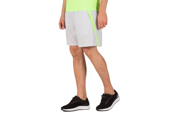 UNDER ARMOUR LAUNCH SW 7'' SHORT 1326572-014 Grey