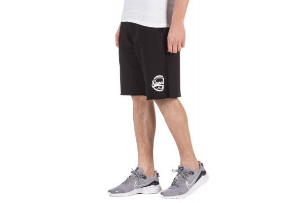 Russell Athletic MEN'S SHORTS A0-059-1-099 Black