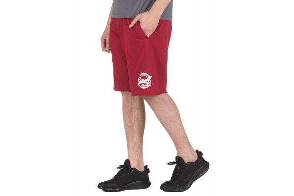 Russell Athletic MEN'S SHORTS A0-059-1-440 Βordeaux