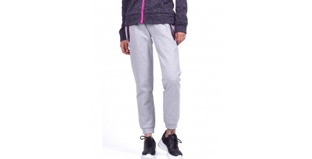 BODY ACTION GYM TECH JOGGERS 021951-01-03D Grey