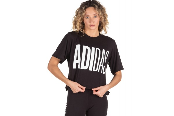 adidas Performance TEE FM1654 Black