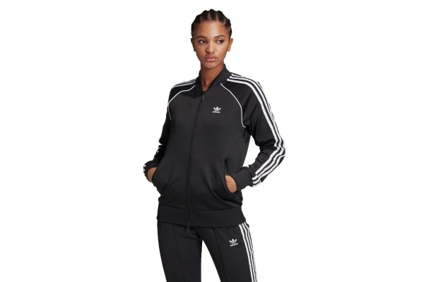 adidas Originals PRIMEBLUE SST TRACK TOP GD2374 Black