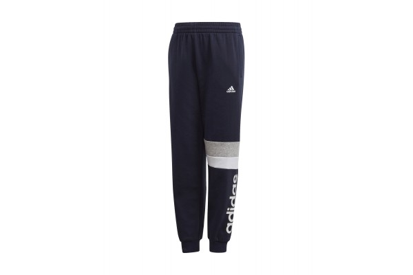 adidas Performance LINEAR COLORBLOCK PANTS GD6320 Blue