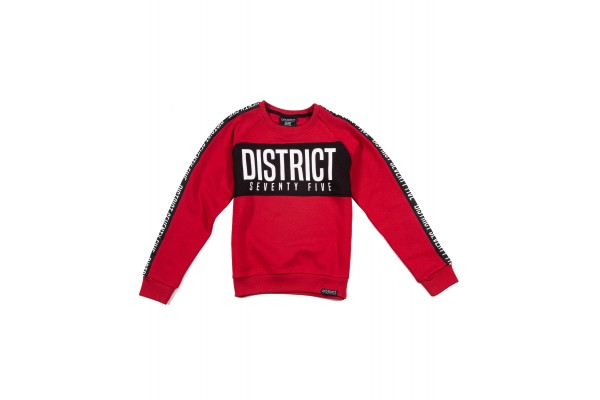 DISTRICT75 220KBLS-869 Red