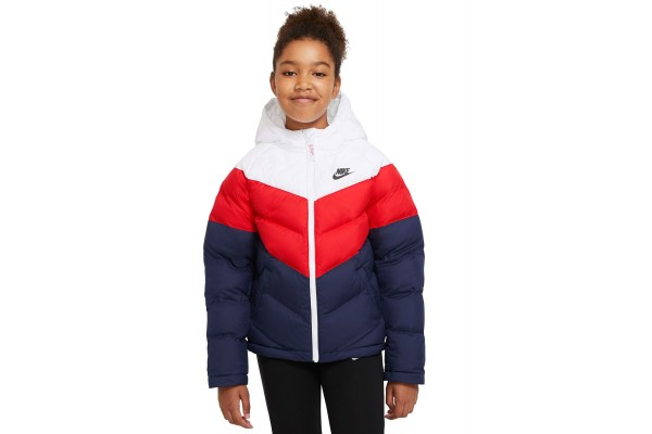 NIKE U NSW SYNTHETIC FILL JACKET CU9157-104 ΠΟΛΥΧΡΩΜΟ