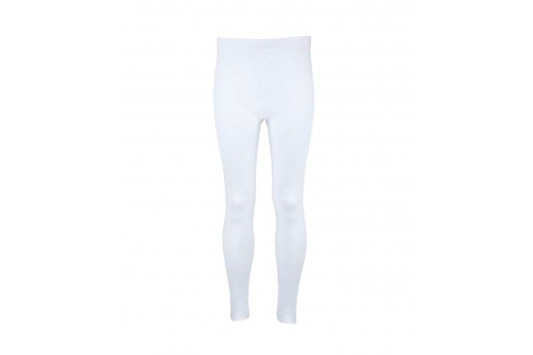 GSA HEAT+ SEAMLESS THERMAL LEGGINGS 17-37002-02 STAR WHITE White