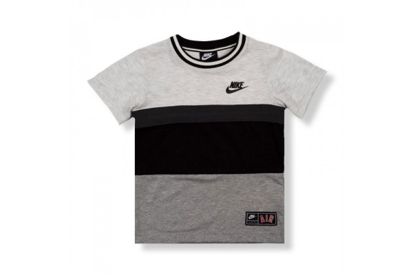 NIKE AIR S/S TEE 86E540-X58 Colorful