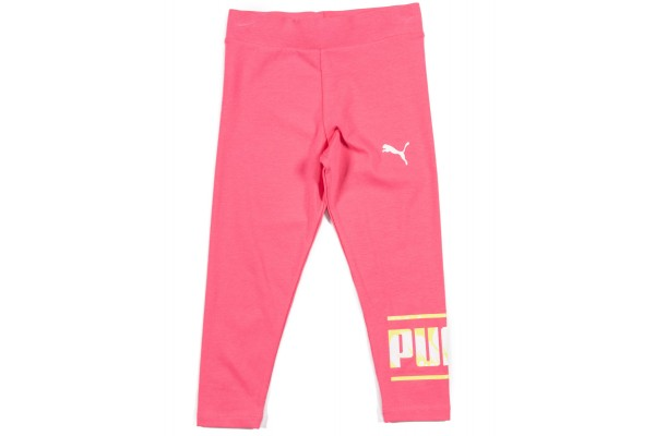 PUMA ALPHA 7/8 LEGGINGS G 581414-14 Fuchsia