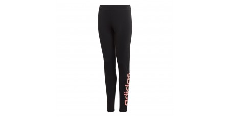 adidas Performance ESSENTIALS LINEAR TIGHTS FS9646 Black