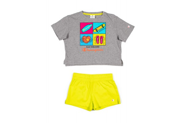 CHAMPION KIDS' SET 403870-EM006 Colorful