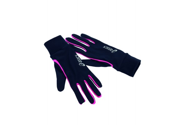 ASICS BASIC GLOVES RUNNING 612529-0692 Ροζ