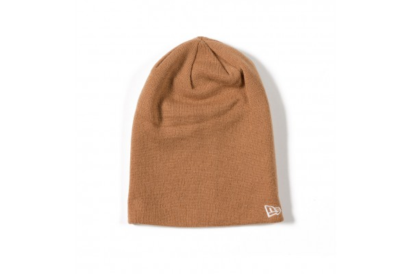 NEW ERA ESSENTIAL LONG KNIT 11794796 Beige