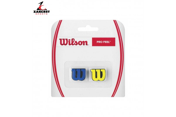 WILSON PRO FEEL WRZ537700 Yellow