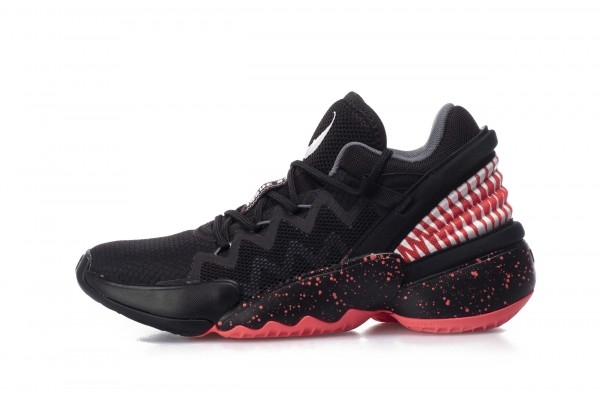 adidas Performance D.O.N. ISSUE 2 J FW8749 Black