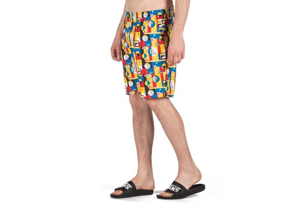 FILA KAEO SWIM SHORT LM015833-725 Colorful