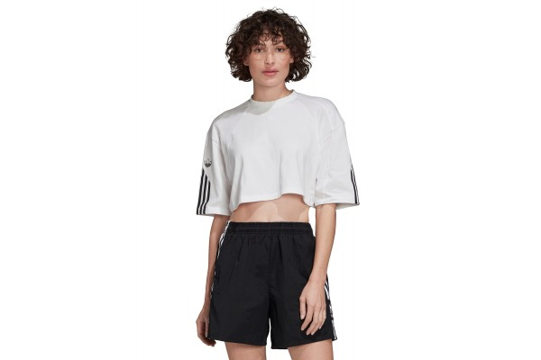 adidas Originals CROP TOP FM1965 White