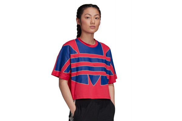 adidas Originals BIG TRF TEE GD2269 Fuchsia