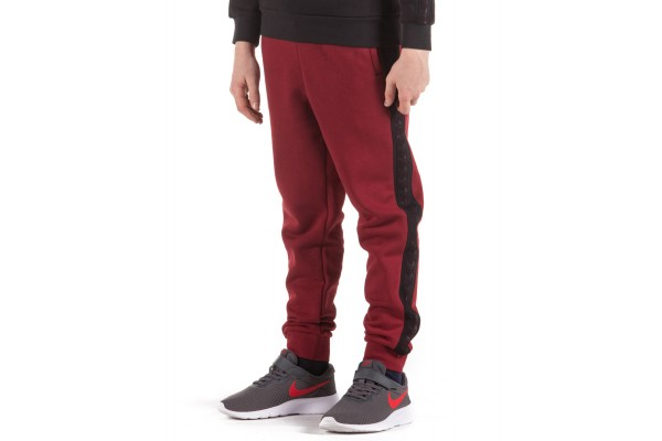 adidas Originals TAPE PANTS EI7455 Βordeaux
